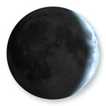 Waxing Crescent 22%